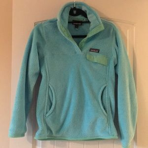 patagonia 1/2 button pullover